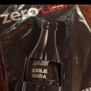コカコーラ EXILEグッズ