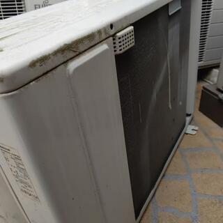 🔵ナショナル ルーム エアコン 2004年製 室内機 意外と美品❗️ - 売ります・あげます