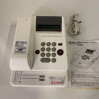 【30%値下げ】コクヨ(KOKUYO) 電子チェックライター I...