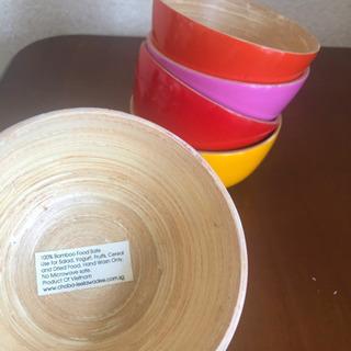 木のお椀セット - 生活雑貨
