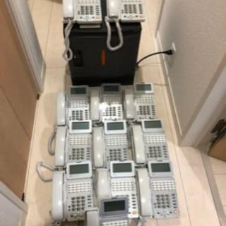 電話機【中古】NTT GXL-ME GXタイプL型主装置