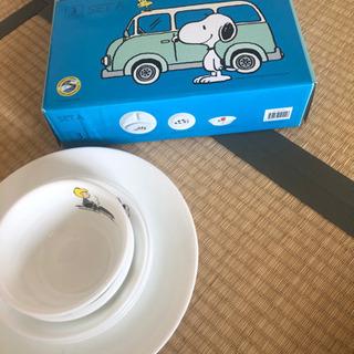 スヌーピーお皿セット - 生活雑貨