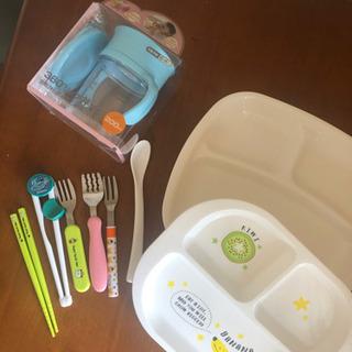 ベビー食器セット - 生活雑貨