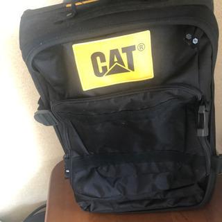 catipillar のスーツケース