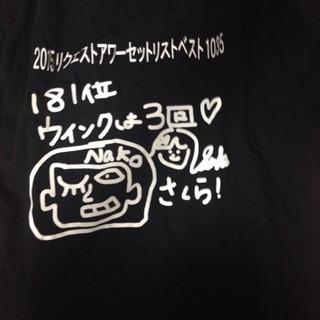 AKB48 2015リクエストアワーセットリストTシャツ