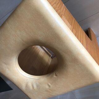 よもぎ蒸し カバー付き椅子&よもぎ&美肌ハーブセット