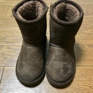 ブーツ 16cm 茶色