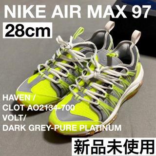 新品未使用 NIKE AIR MAX 97 / HAVEN 28...