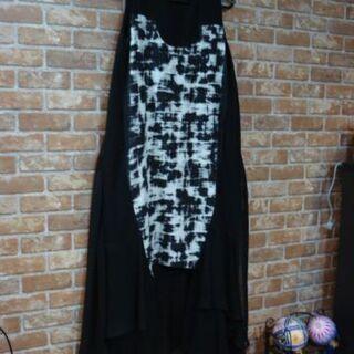 (杉並区今川) オバちゃんがカラオケお披露目で使用したドレス#1