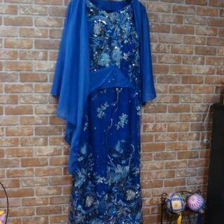 (杉並区今川) オバちゃんがカラオケお披露目で使用したドレス#2