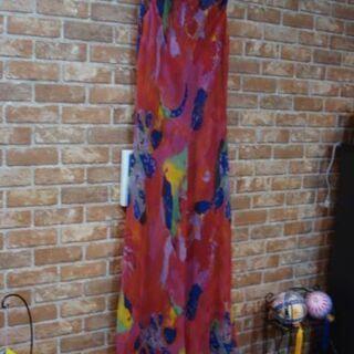 (物々交換可) オバちゃんがカラオケお披露目で使用したドレス#3の画像