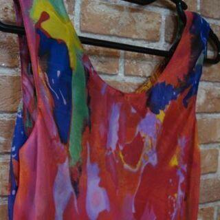 (物々交換可) オバちゃんがカラオケお披露目で使用したドレス#3 − 東京都
