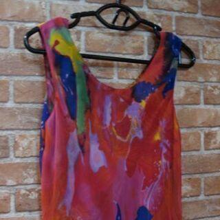 (物々交換可) オバちゃんがカラオケお披露目で使用したドレス#3 - 杉並区