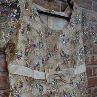 (物々交換可) オバちゃんがカラオケお披露目で使用したドレス#5 − 東京都
