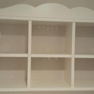 IKEA飾り棚/白