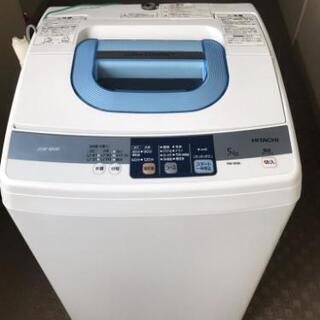 HITACHI 洗濯機2013年製