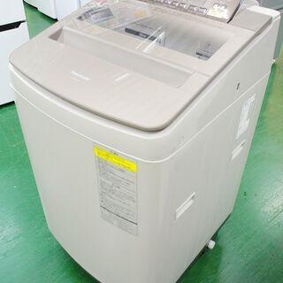 ファミリー向け10kg洗濯乾燥機!パナソニック NA-FW…