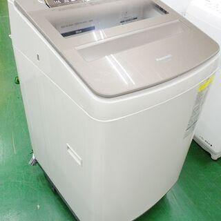ファミリー向け10kg洗濯乾燥機!パナソニック NA-FW100S3 当店の不具合時返金保証6ヵ月付き! - 柏市