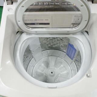 ファミリー向け10kg洗濯乾燥機!パナソニック NA-FW100S3 当店の不具合時返金保証6ヵ月付き! − 千葉県