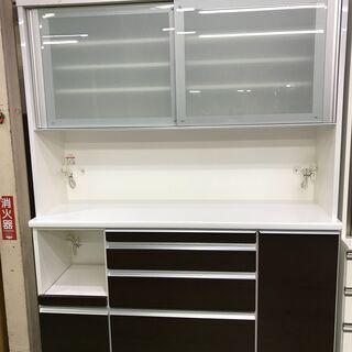 松田家具 大型スライド扉キッチンボード