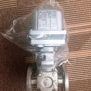 (未使用)KITZ KELMO EXH200-2電動ボールバルブ