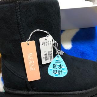 《お取引中》【美品】NUOVO 防水ブーツ 23.5cm