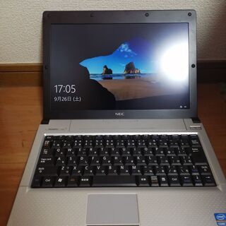 NEC 高性能第2世代Core i7搭載 メモリ4G HDD25...
