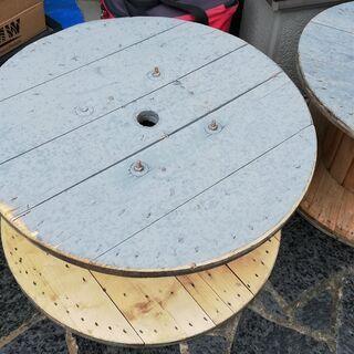 (ドラム)バーベキュー等でのテーブル・お庭の飾り等・使い方いろい...
