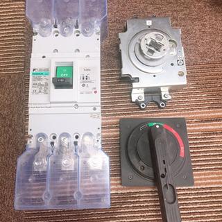 漏電遮断機 EW400RAG-3P400