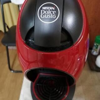 ネスカフェドルチェ、コーヒーマシーン