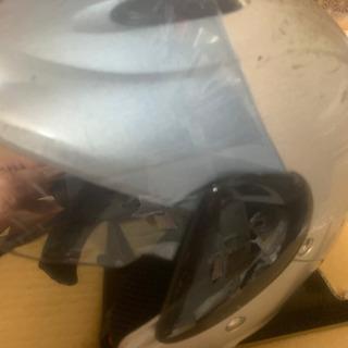 ヘルメット シールド付き 無事故