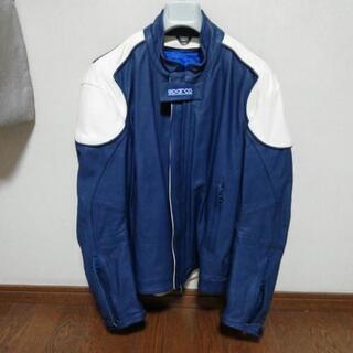 スパルコ革ジャケット