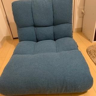 【ネット決済】ニトリ 座椅子 1人掛けソファ 美品
