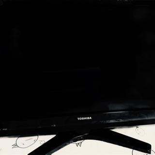東芝REGZA32型ハードディスク500GB内蔵録画機能付液晶テ...