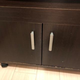 【食器棚2】譲ります!!!2,000円!!! - 家具