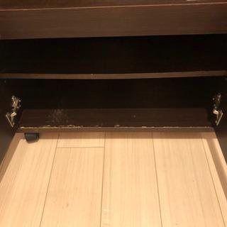 【食器棚2】譲ります!!!2,000円!!! − 千葉県