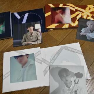 【代理投稿】CD3枚+DVD1枚 SEVENTEEN(セブンティーン)
