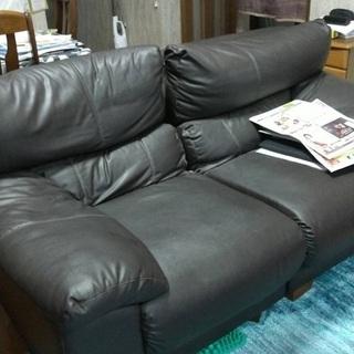 ふっかふかのソファー