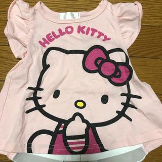 サンリオハローキティーTシャツ