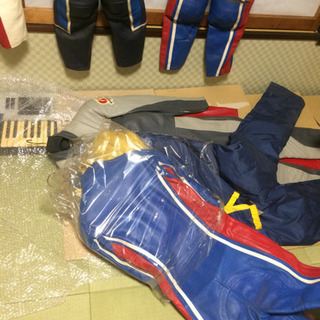 ライダースーツ ジャケット レーシング 未使用 保管   Mサイ...