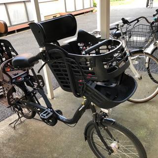 子乗せ自転車(mama fre)