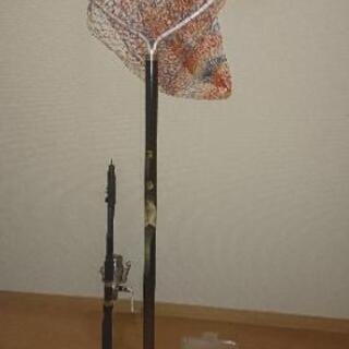 サケのルアー釣りの訳ありセットです(^_^)