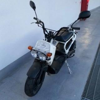 9/20 動作確認済み ZOOMER WHITE 50cc