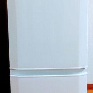 2017年式三菱ノンフロン冷凍冷蔵庫「値引交渉可」