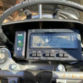 ジェベル250XC(SJ45A)