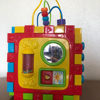 play go 6in1 Activity Cube