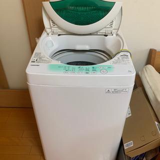TOSHIBA製洗濯機