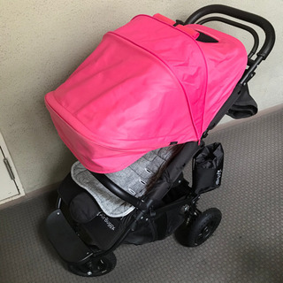 エアバギーココプレミア ブレーキモデル ピンク