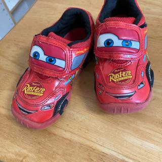 カーズ 靴 16cm