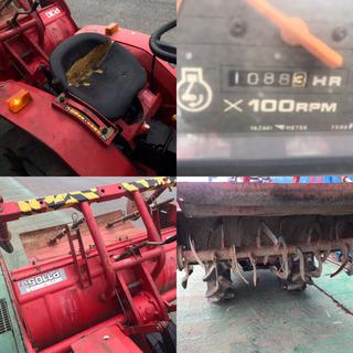 農用トラクター(乗用型)MISTUBISHI FARMIE MTX13 − 山梨県